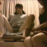 【SMレズ動画】現役の女調教師が個人撮影したドMのロリ娘を緊縛し玩具責めする秘蔵映像がネットに流出!?