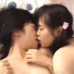 【姉妹レズ動画】JSのような幼いロリ姉妹が両親に隠れて近親相姦レズSEXで痙攣する程イッちゃう!