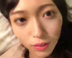 【ライブチャットレズ動画】ハメ撮り疑惑!?NGT48の山口真帆ちゃんがハレンチ連呼する動画がエッチと話題に